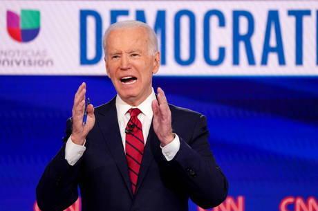 Biden declara apoio às manifestações nos EUA