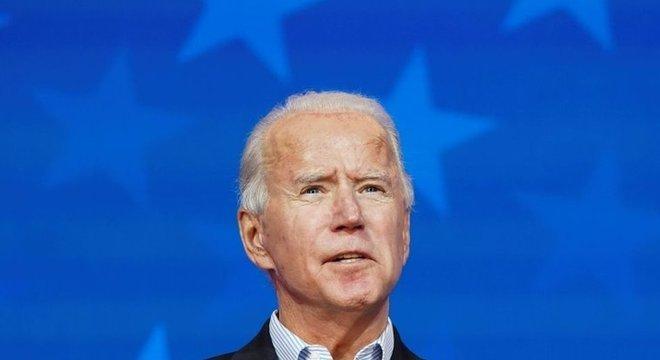 Joe Biden lidera por enquanto a contagem eleitoral nos EUA