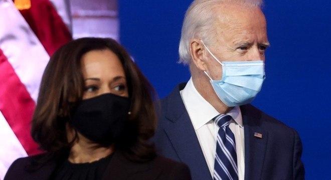 Maioria dos entrevistados acredita em vitória de Joe Biden e Kamala Harris