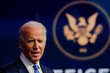 Biden deve tomar posse no dia 20 de janeiro