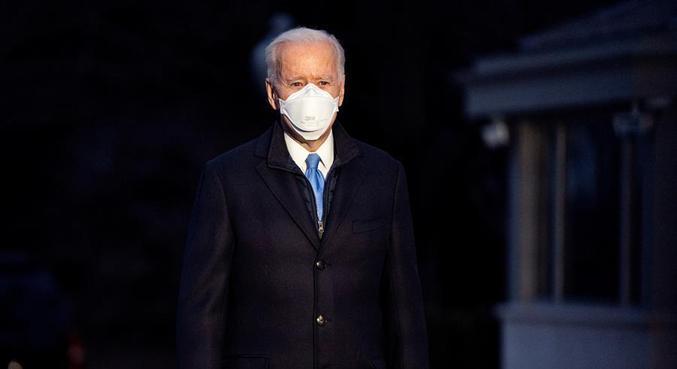 Joe Biden pediu novas leis para restringir o comércio de armas nos EUA