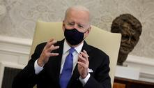Biden critica Estados que pararam o uso obrigatório de máscaras