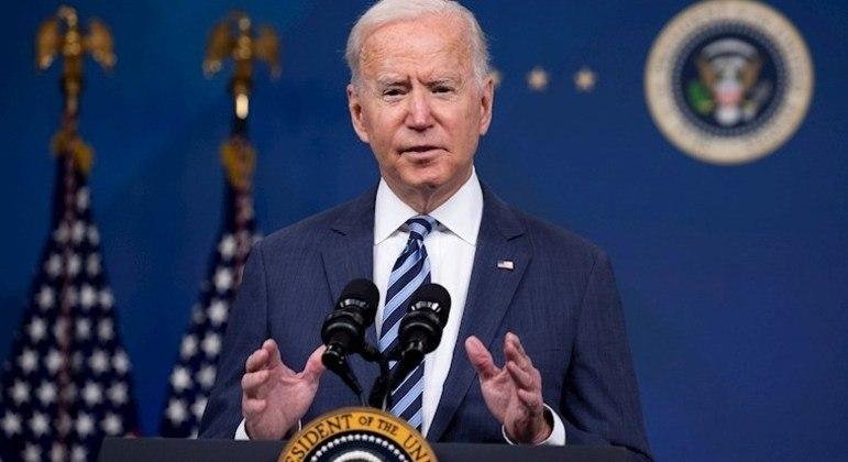 Presidente discursou por mais de 20 minutos sobre medidas e estragos causados por Ida