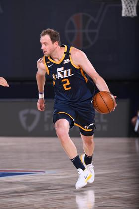 Joe Ingles (Utah Jazz) 7,0 - O australiano cuidou de boa parte das jogadas ofensivas, muito por conta da ausência de Mike Conley, que deixou a bolha para o nascimento de seu filho. Ingles obteve 19 pontos, seis assistências e cinco rebotes, além de cinco cestas de três
