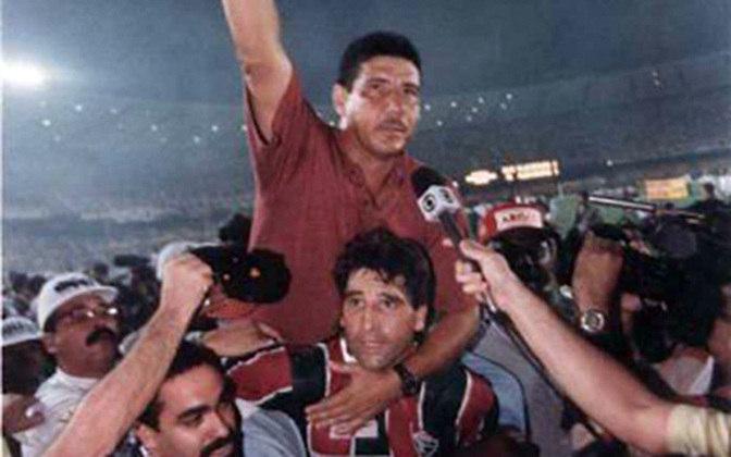 Joel Santana foi o treinador que conduziu o Fluminense na esperada conquista do Estadual. Ele seguiu no clube até o fim do ano, levando a equipe até a semifinal do Brasileiro (quando foi eliminado para o Santos). No ano seguinte, aceitou o convite para assumir o Flamengo, onde também seria campeão carioca no ano seguinte.