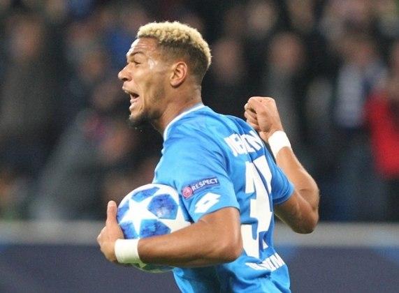 Joelinton, que se destacou no Brasil pelo Sport, vem deixando sua marca em jogos importantes do Hoffenheim. Foi assim diante do Lyon, na última terça-feira