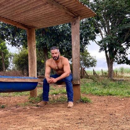 Martin é dona de uma propriedade rural emRio das Pedras, município localizado no estado de São PauloVeja:Joelma posta primeira foto com suposto namorado rico
