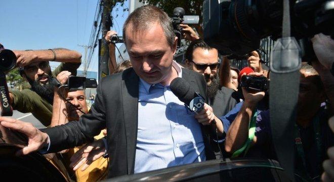 Doações de empresas foram usadas para pagar propina, disse o delator Joesley Batista (foto), da JBS