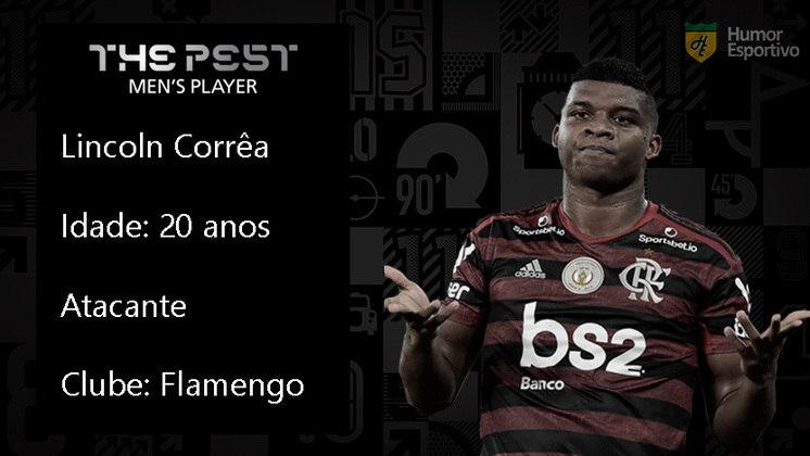 Jogador mais citado pelos seguidores do Humor Esportivo, Lincoln surgiu como uma promessa da base do Flamengo mas não tem conseguido conquistar os torcedores rubro-negros.