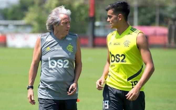JOGADOR MAIS JOVEM - Reinier / Por falar na cria do Ninho do Urubu, o meia-atacante foi o mais jovem, com 17 anos, a atuar com JJ. Assim que completou 18 anos, rumou para o Real. Saiu do Flamengo com 6 gols.