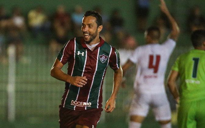 O meia Nenê vem em grande fase no Fluminense, que renovou o seu contrato até 2021. Com 39 anos, ele seguirá jogando com 40 no Tricolor Carioca
