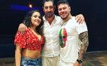 O goleiro Sérgio era o principal reserva de Marcos. Atualmente curte a família e, com mais de 90 mil seguidores no Instagram, ele virou quase um influenciador. É figurinha constante dos eventos do Palmeiras