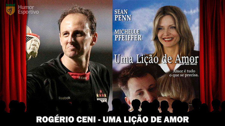 Jogadores e filmes: Rogério Ceni seria
