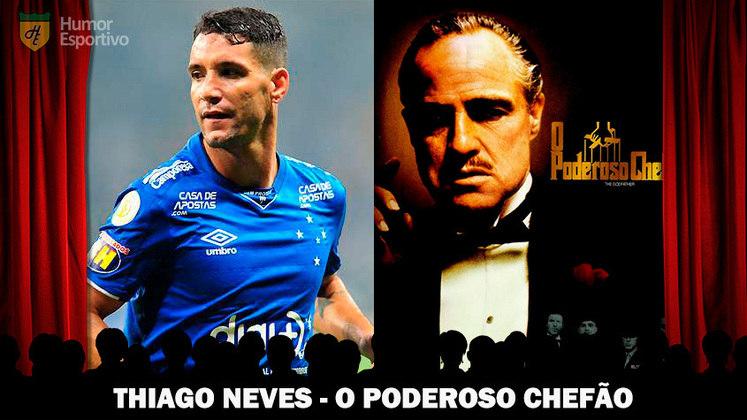 Jogadores e filmes: Thiago Neves é a estrela de