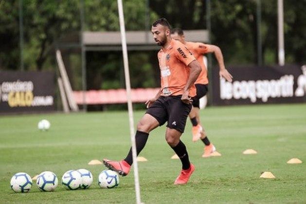 Ramon Martinez - Atlético Mineiro - 24 anos - meia - paraguaio