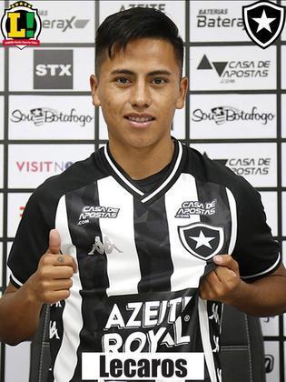 Lecaros - Botafogo - 20 anos - meia - peruano