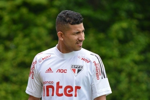 Rojas - São Paulo - 31 anos - atacante - equatoriano