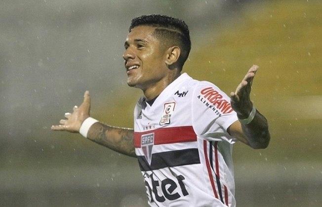 Galeano - São Paulo - 20 anos - atacante - paraguaio