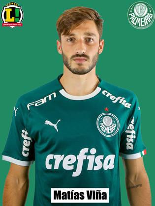 Matías Viña - Palmeiras - 22 anos - lateral-esquerdo - uruguaio