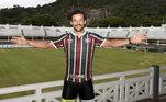 10º – Fred - Fluminense - 2,6 milhões de seguidores