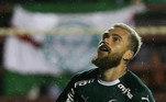 15º – Lucas Lima - Palmeiras - 1,7 milhão de seguidores