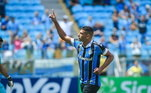 46º – Diego Souza - Grêmio - 701 mil seguidores