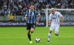 39º – Geromel - Grêmio - 852 mil seguidores na rede social