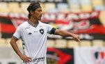 37º – Honda - Botafogo - 869 mil seguidores