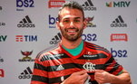 28ª – Thiago Maia - Flamengo - 1 milhão de seguidores