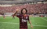 16º – Willian Arão - Flamengo - 1,6 milhão de seguidores