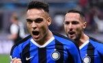 7º - Lautaro Martínez (Argentina - Inter de Milão) - 70 milhões de euros (R$ 427 milhões)