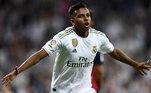 24º - Rodrygo (Brasil - Real Madrid) - 45 milhões de euros (R$ 275 milhões)