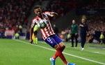 19º - Renan Lodi (Brasil - Atlético de Madrid) - 50 milhões de euros (R$ 305 milhões)