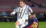 13º - Arthur (Brasil - Juventus) - 60 milhões de euros (R$ 366 milhões)