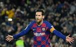 2º - Lionel Messi (Argentina - Barcelona) - 100 milhões de euros (R$ 610 milhões)