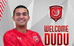 Em entrevista ao LANCE!, o atacante Dudu, recém-chegado ao Al-Duhail, afirmou que poderá defender a seleção do Catar no futuro