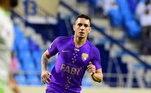 O atacante Caio Canedo foi convocado pela seleção do Emirados Árabes para defender as cores do país asiático. Revelado pelo Volta Redonda e com passagens por Botafogo e Internacional, o jogador, de 29 anos, foi naturalizado a pedido da Confederação em janeiro de 2020