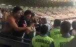 Em novembro de 2019, um segurança do Mineirão foi alvo de injúria racial por parte de um torcedor do Atlético-MG, em clássico contra o Cruzeiro. Em confusão, ele teria dito 'olha a sua cor'