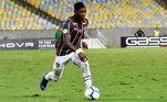 Também no ano passado, mas em maio, o atacante Yony González, então no Fluminense, foi chamado de macaco por torcedores do Grêmio, na vitória do clube carioca por 5 a 4