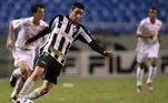 Thiago Galhardo (Botafogo) - Atual artilheiro do Campeonato Brasileiro, com 5 gols, Thiago Galhardo vive sua melhor fase da carreira nesse começo de temporada. O atacante surgiu no Bangu e despertou interesse de grandes clubes do Rio. Em 2011, o Botafogo contratou o meio-campo mas, com poucas oportunidades, o jogador acabou deixando o clube sem destaque