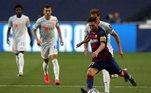 7º - Leonel Messi - BarcelonPosição: atacanteValor: 124 milhões de euros - cerca de R$ 799 milhões