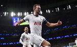 8º - Harry Kane - TottenhamPosição: atacanteValor: 120 milhões de euros - cerca de R$ 772 milhões