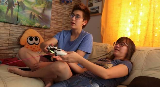 Quarentena pode se tornar mais divertida com jogos de videogame em família