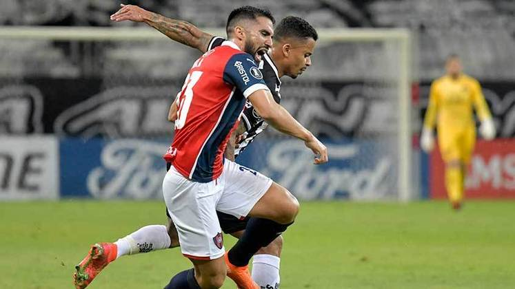 JOGO 1: Cerro Porteño x Fluminense - Defensores del Chaco / JOGO 2: Fluminense x Cerro Porteño - Maracanã