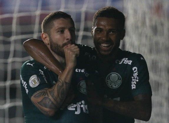 Jogo 10: Bahia 1x1 Palmeiras (sexta rodada do Brasileirão)