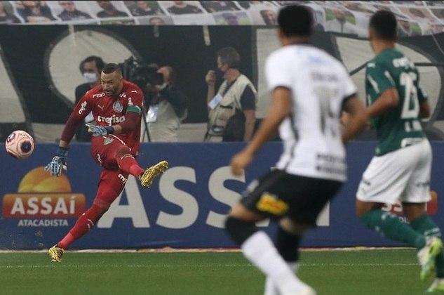 Jogo 4: Corinthians 0x0 Palmeiras (ida da final do Paulistão)