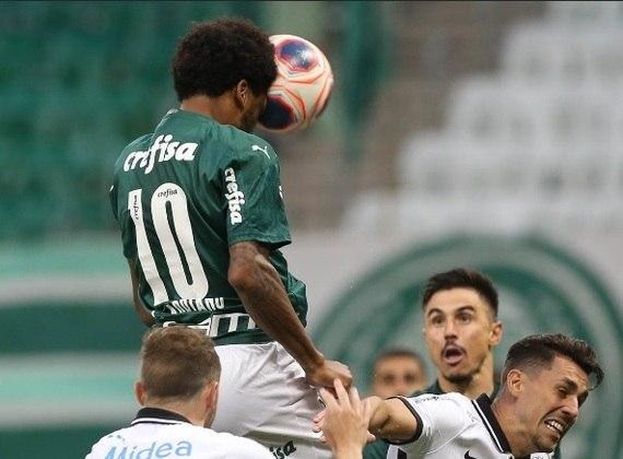 Jogo 5: Palmeiras 1 (4) x (3) 1 Corinthians (volta da final do Paulistão)