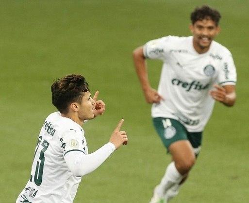 Jogo 8: Athletico-PR 0x1 Palmeiras (quarta rodada do Brasileirão)
