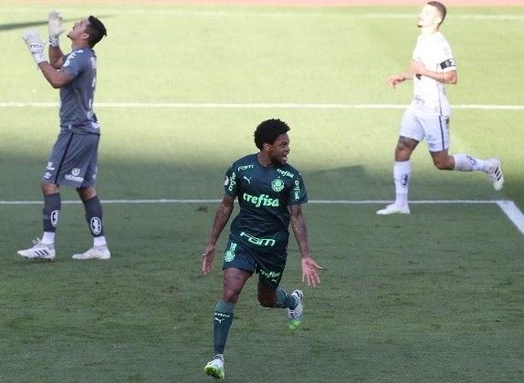 Jogo 9: Palmeiras 2x1 Santos (quinta rodada do Brasileirão)