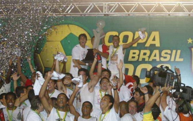 Jogo de ida da final de 2006: Flamengo 2 x 0 Vasco - Na volta, o Flamengo venceu por 1 a 0 e foi campeão.